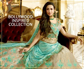 Bollywood Sarees, Bollywood Salwar Kameez, Bollywood Salwar Suits