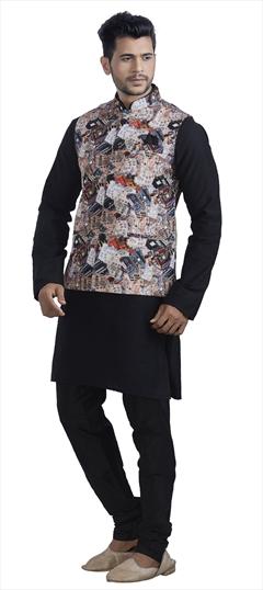 Traditional Kurta Pyjama With Jacket Buy Mens Ethnic Wear Online