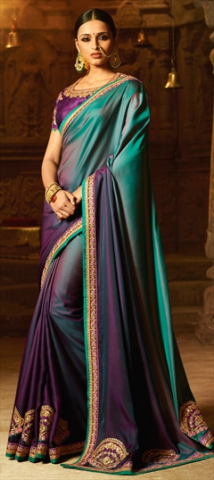 Satin Silk Sarees
