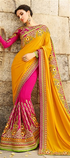 BRIDAL WEDDING SAREES