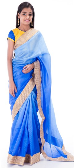 KIDS SAREE