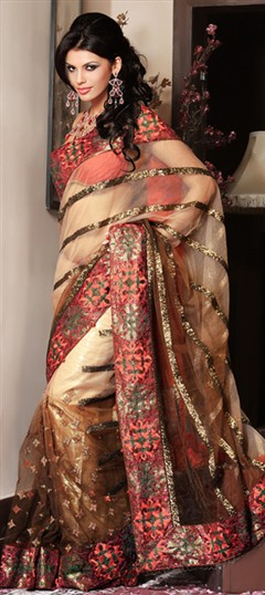 Designer Islamic Saree