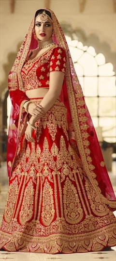 Bridal Lehenga:Indian Wedding Lehenga Suits & Sarees Online