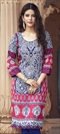 1522585: Casual Multicolor color Kurti in Cotton fabric with Printed work