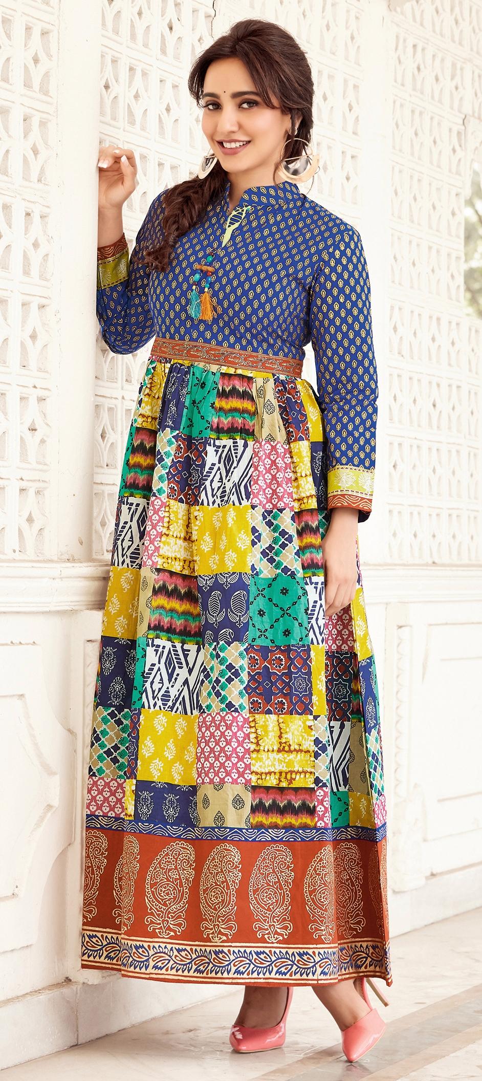 Anarkali Style tunics
