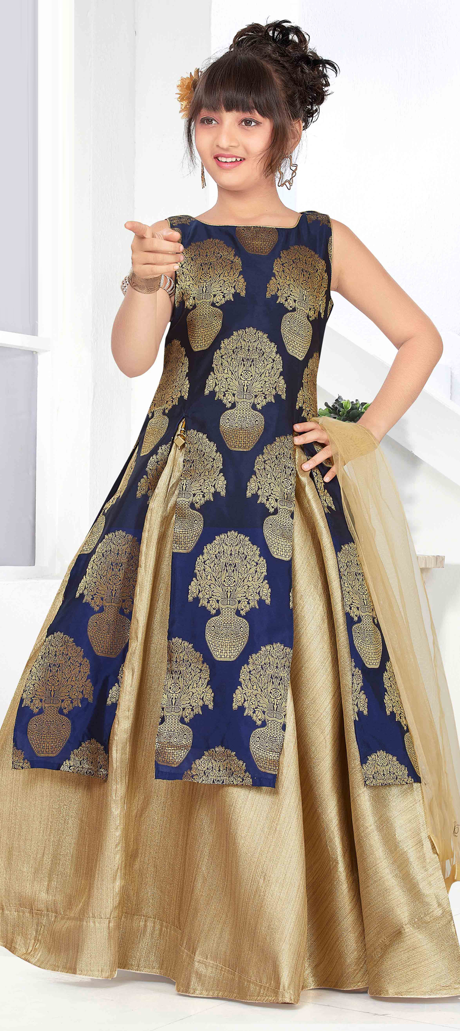 buy lehenga for kids online