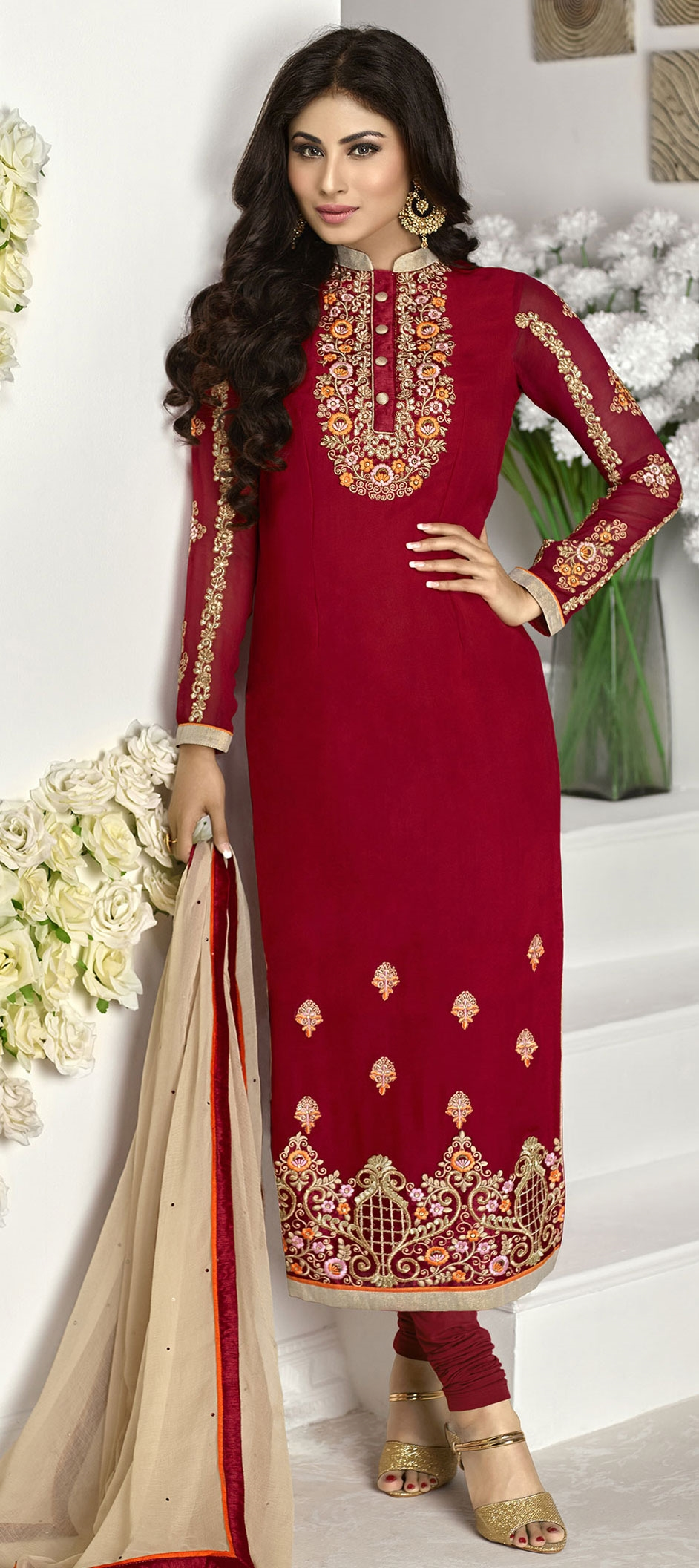 New fashion in salwar suits 35