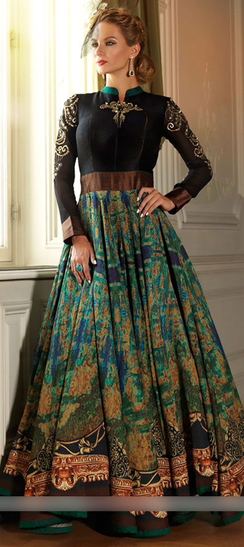 Salwar Kameez: Indian Salwar Suits Casual & Party Wear Attire
