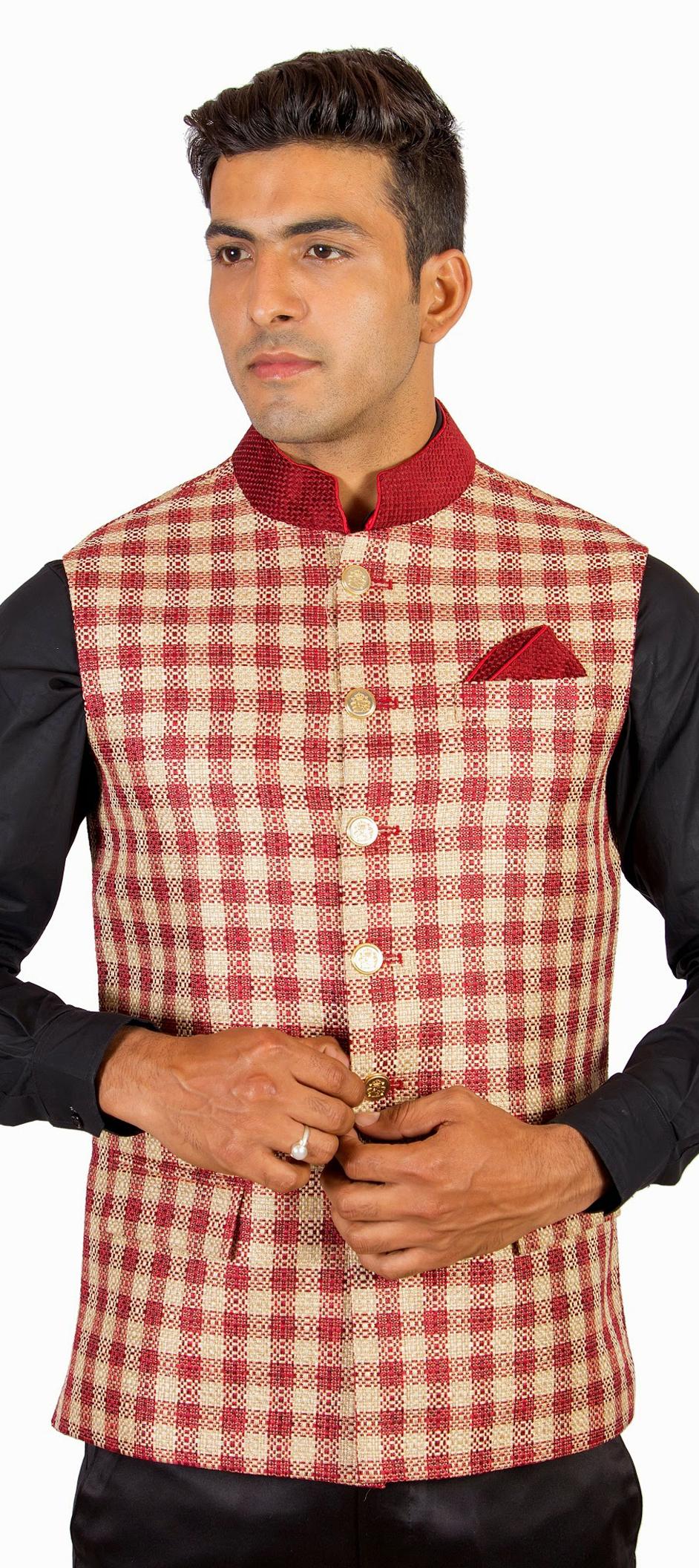 men's nehru jackets