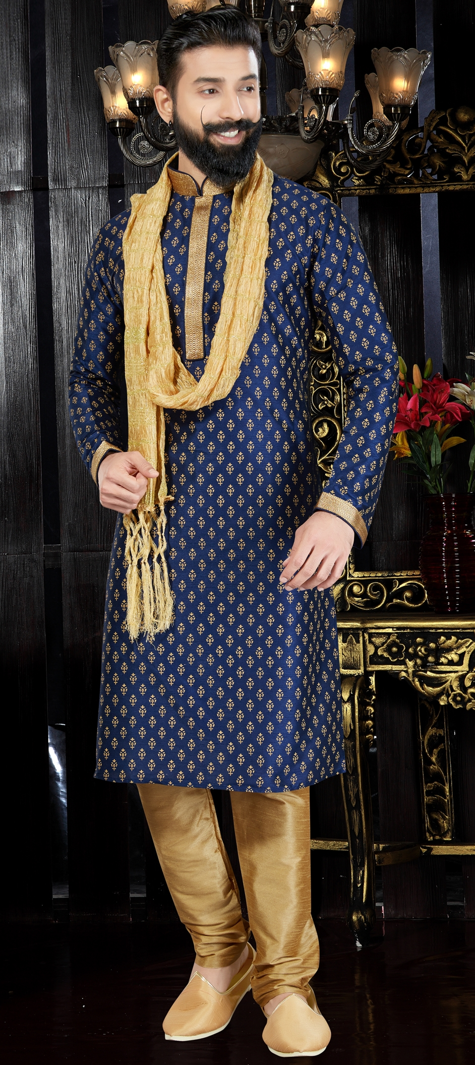 BE THE MOST ADMIRED ONE IN THESE KURTA PYJAMAS