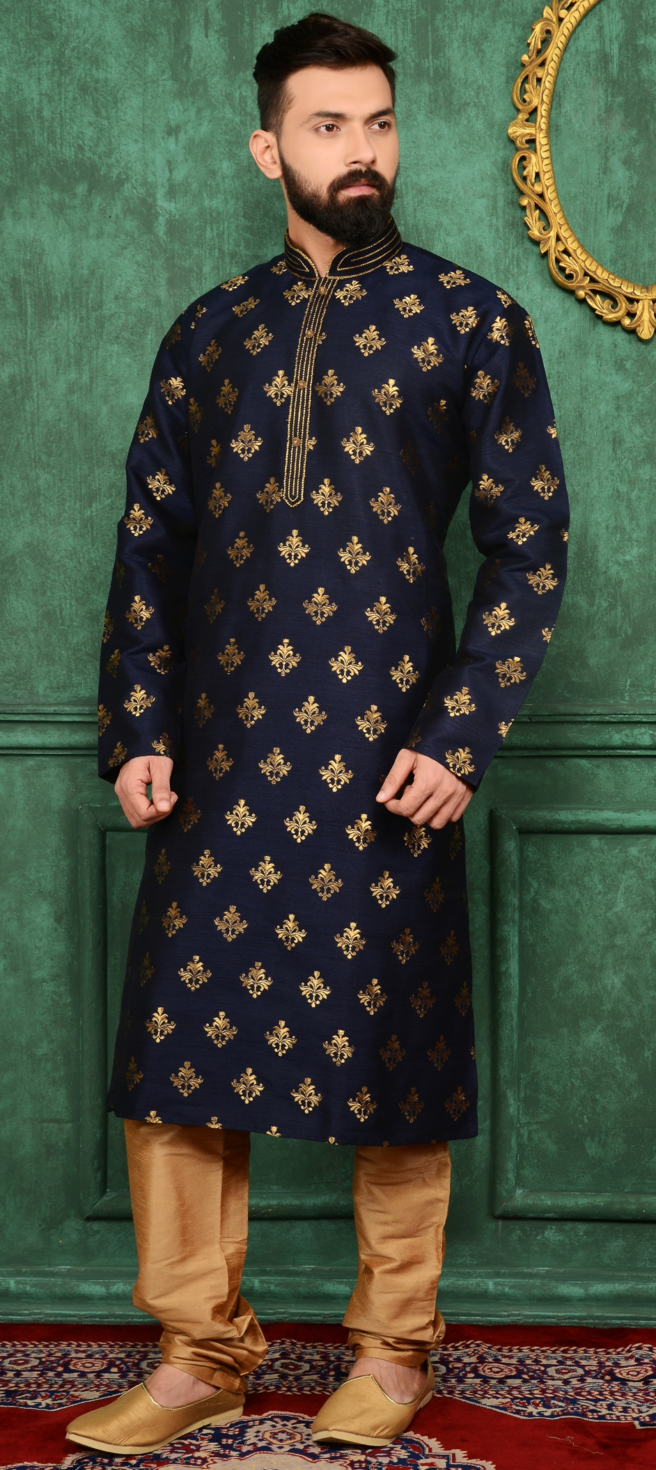 GO TRADITIONAL WITH THESE KURTA PYJAMAS FOR MEN