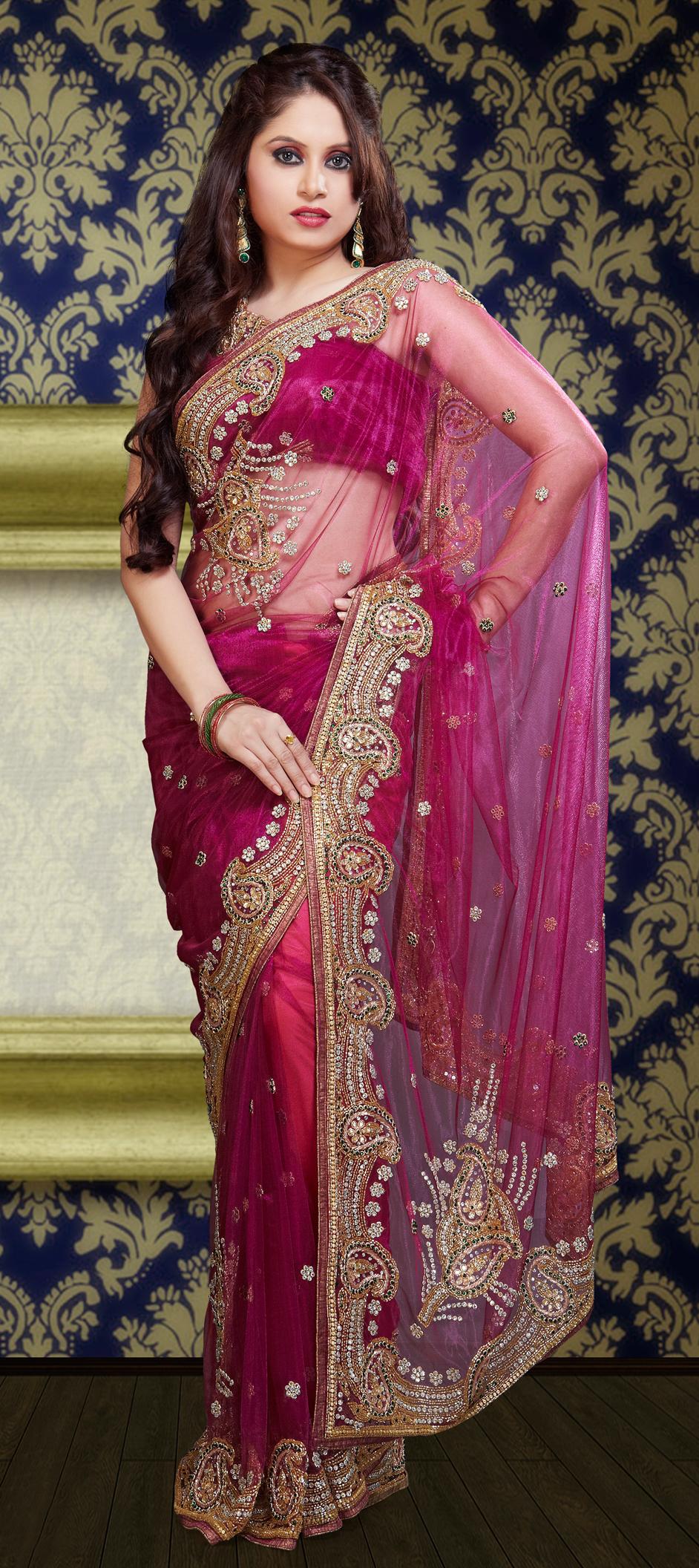 Saree bridal wedding sarees