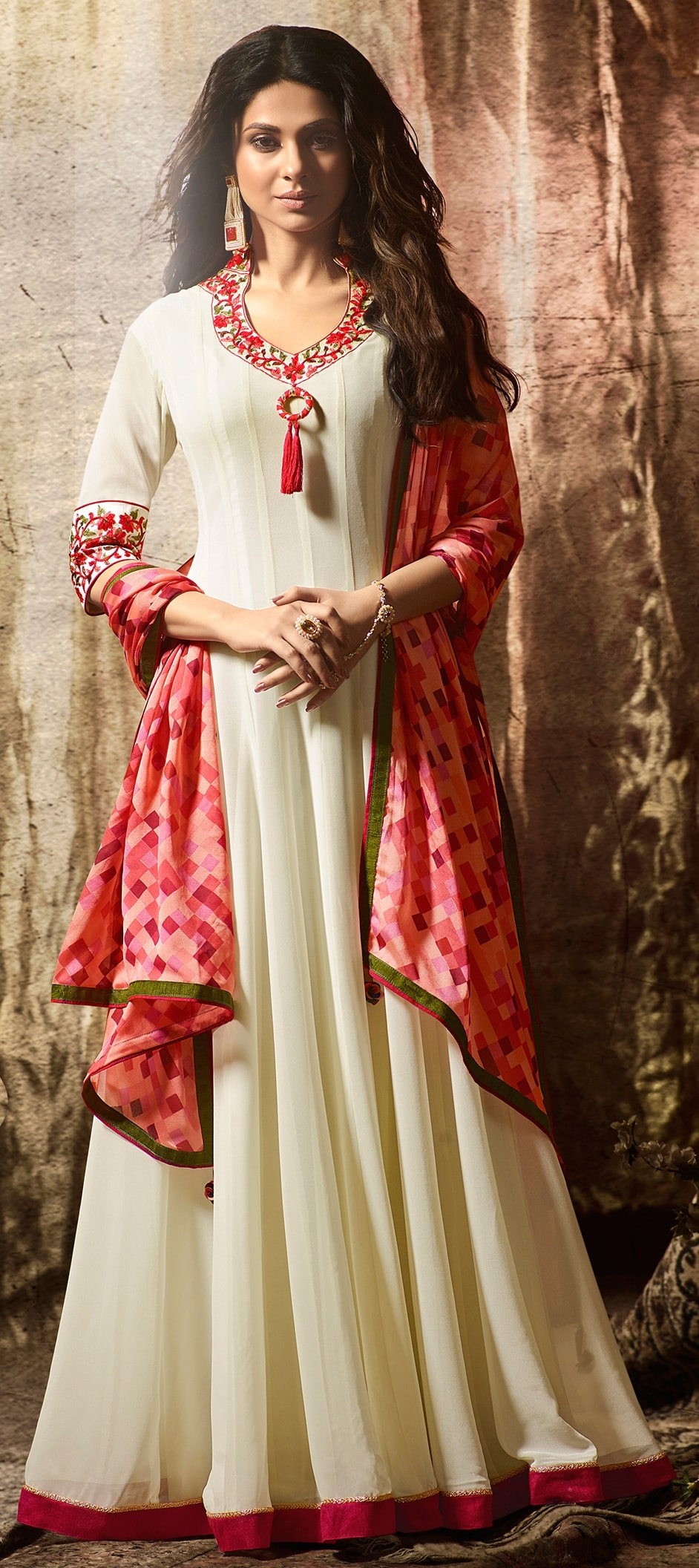 Buy Anarkali salwar kameez