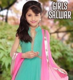 KIDS SALWAR