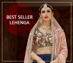 WEDDING LEHENGA BEST SELLERS
