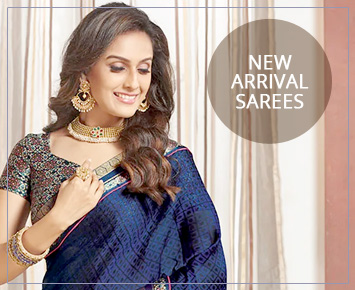 new arrivals sarees